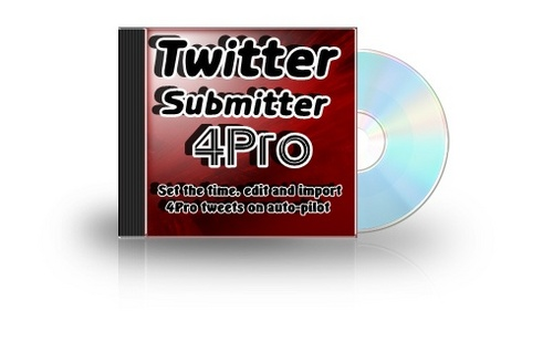 Product picture TwitterSubmitter4pro