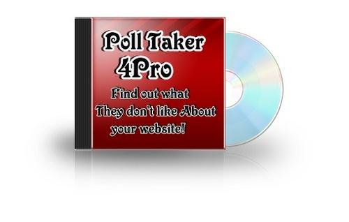 Product picture Poll Taker 4pro