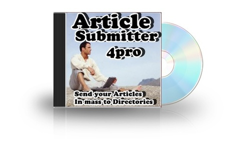 Product picture Articles Submitter 4pro