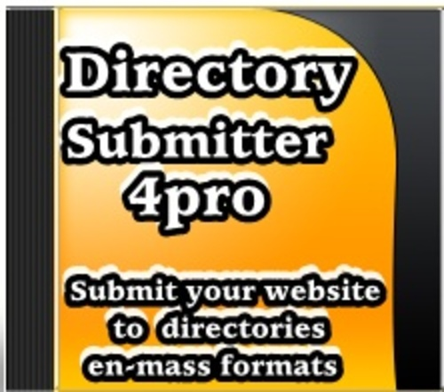 Product picture Directory Submitter 4pro