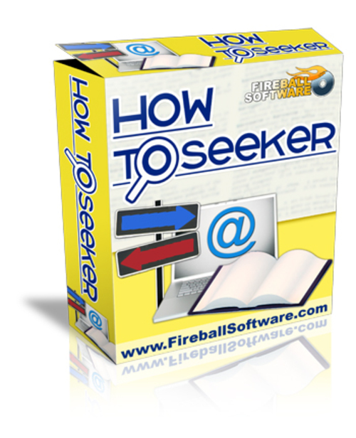 Product picture How To Seeker