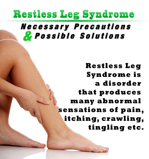 Product picture Restless Leg Syndrome