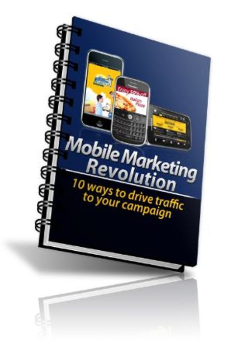 Product picture Mobile Marketing Revolution