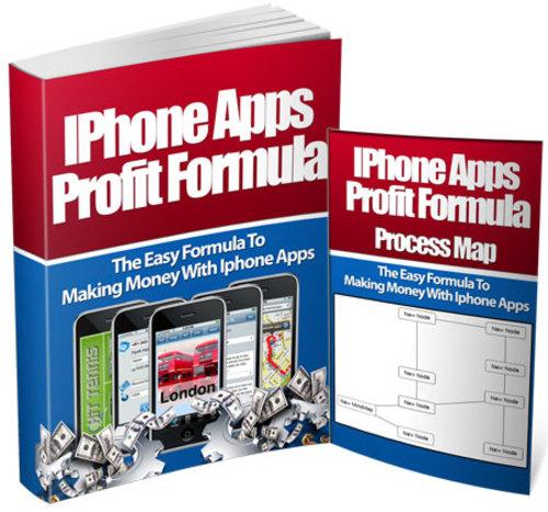 Product picture Iphone Apps Profit Formula