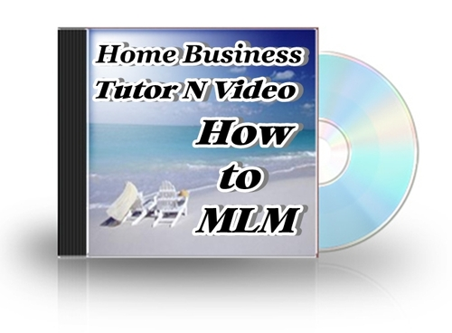 Product picture Home Business Videos/ Howto MLM