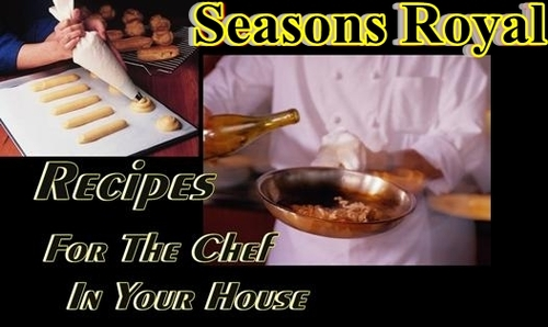 Product picture Seasons Royal Recipes